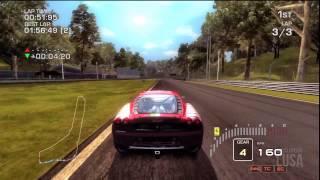 Ferrari Challenge - Trofeo Pirelli - 2008 (Gameplay)