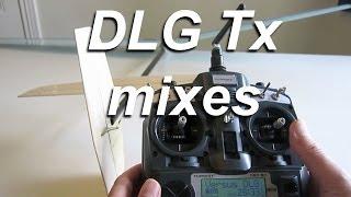 Versus DLG transmitter mixes