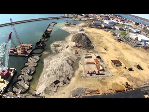 A New Gateway - New Bedford Marine Commerce Terminal