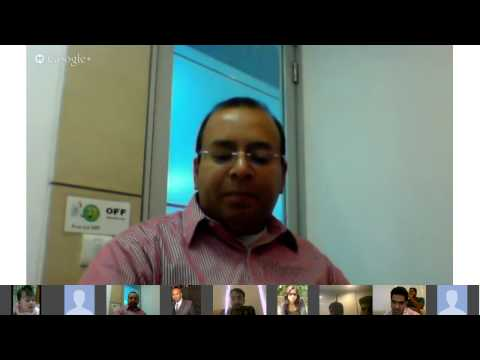 Hangout with Google's Head of Engineering for Dynamic Displa