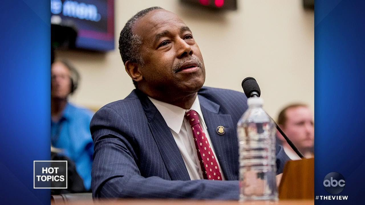 Ben Carson: 'Of course I know what an REO is'