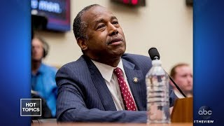 """Ben Carson Confuses """"REO"""" With """"Oreo""""   The View"""