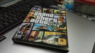 GTA5 CD FOR PC/LAPTOP