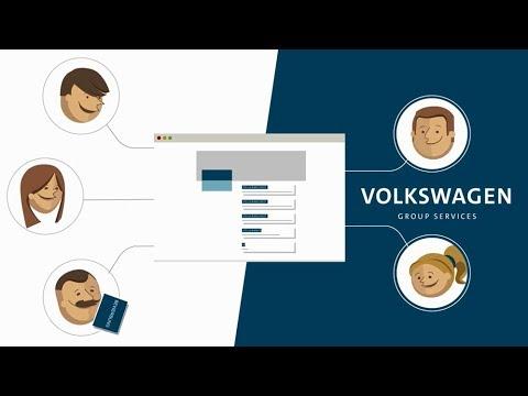 Jobs finden & bewerben - Überblick | Volkswagen Group Services Karriereportal