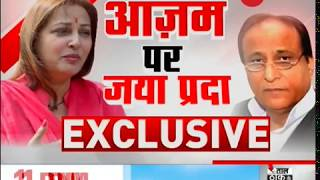 Zee News Exclusive: In conversation with Jaya Prada on Azam Khan's controversial remark