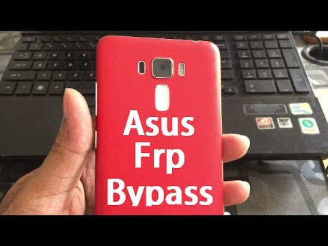 How to Bypass google account on Asus 2017 by applestorfix