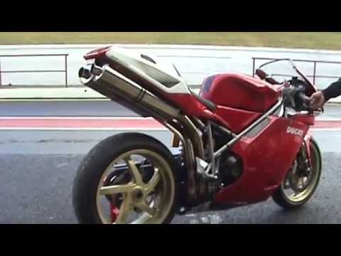 Soundcheck: Ducati 998S + Akrapovic Evo II