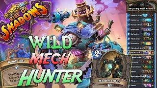 Wild Sn1p-Sn4p Mech Hunter Deck   Rise of Shadows   Hearthstone