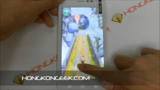 - unboxing and test - CHINESE SMARTPHONE CUBOT P6 ANDROID 4.2