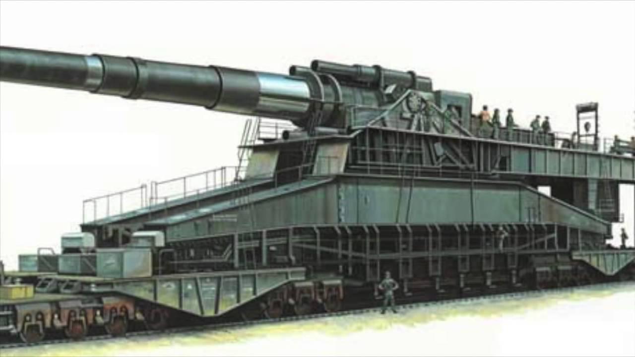 Grande Gustav O Maior Canh 227 O Da Segunda Guerra Mundial