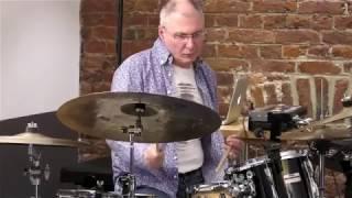 clinic at the studio crea drums solo mimi verderame