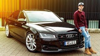 ABT Sportsline Audi S8 2014 Videos