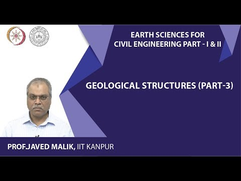 Lec 19: Geological Structure (Part-3)