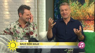Henrik Schyffert och Ola Salo gör en show ihop baserad på Olas liv ...