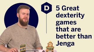5 Great Dexterity Games That Are Better Than Jenga