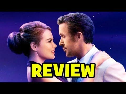 LA LA LAND Movie Review - 2017 OSCAR Prediction