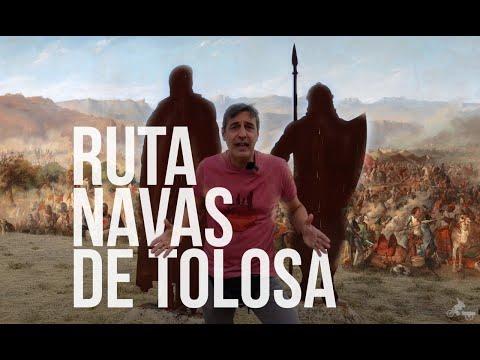 Batalla de las NAVAS de TOLOSA ⚔️  escenarios reales e historia ?