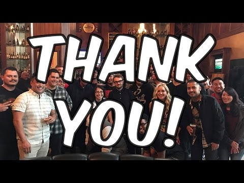 Thank You! - Long Beach Marvel Contest of Champions Meet Up