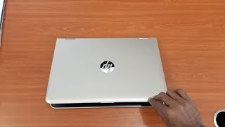 "HP Pavilion x360 13"" Convertible Golden Review 