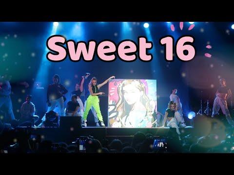 VLOG|| Концерт Кати Адушкиной|| Sweet 16