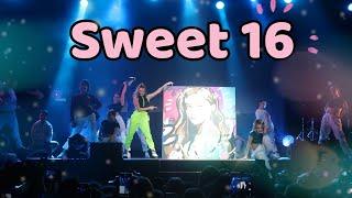 VLOG   Концерт Кати Адушкиной   Sweet 16