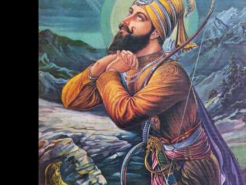 Image result for guru gobind singh praying