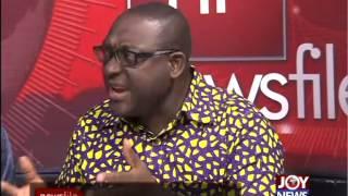 Ghanaian Joins ISIS - Newsfile on Joy News (29-8-15)
