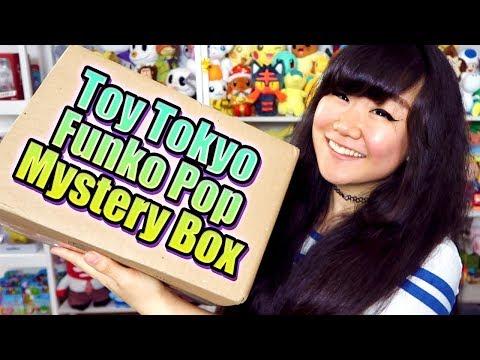 Was It Worth It? - Toy Tokyo Funko Pop Mystery Box