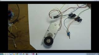 видео Шаговый двигатель своими руками: принцип работы, управление