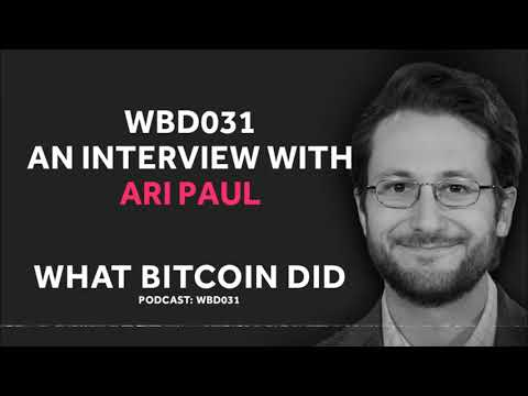 Ari Paul on the Fat Protocol Thesis and Product/Market Fit in Crypto
