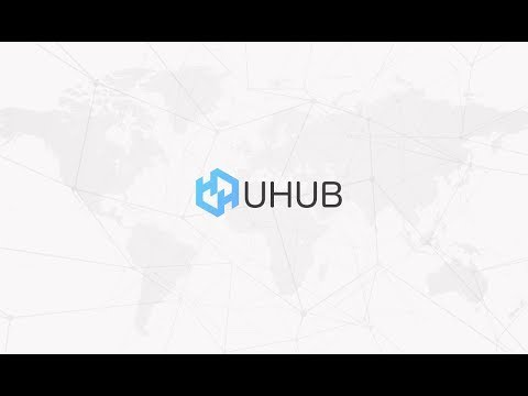 Introducing UHUB: The Future of E-Commerce on the Blockchain