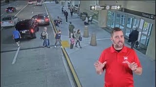 Florida Airport Car Thief Takes Off With Baby Inside