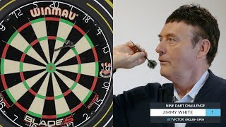 Jimmy White | The BetVictor 9 Dart Challenge | World Snooker