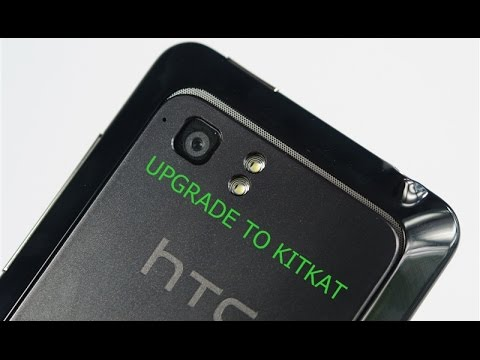 Update HTC Raider 4G To Android 4.4.4 KitKat