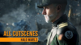 Halo Wars 2 | The Movie (All Cutscenes Only) 1080p HD