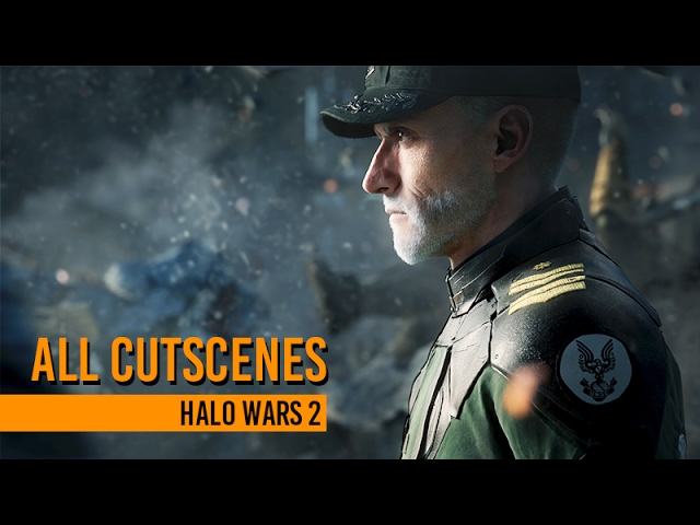 Halo Wars 2 The Movie All Cutscenes Only 1080p Hd Youtube