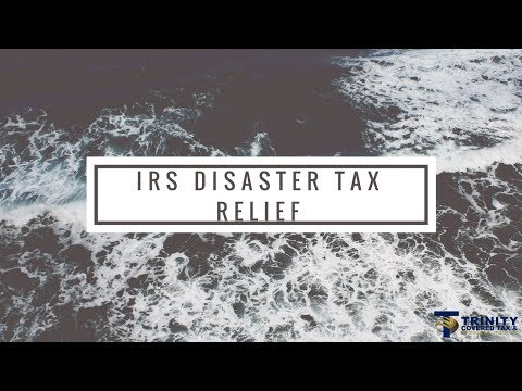 IRS Disaster Tax Relief