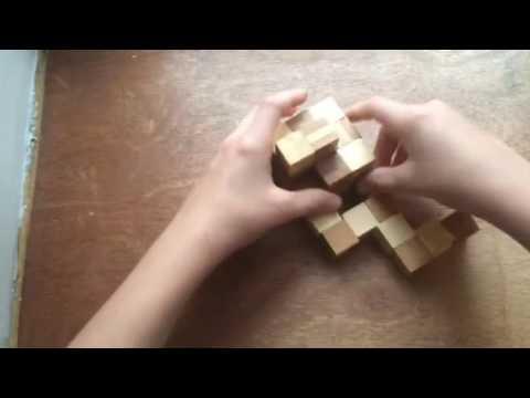 comment faire le casse t te serpent cube youtube. Black Bedroom Furniture Sets. Home Design Ideas