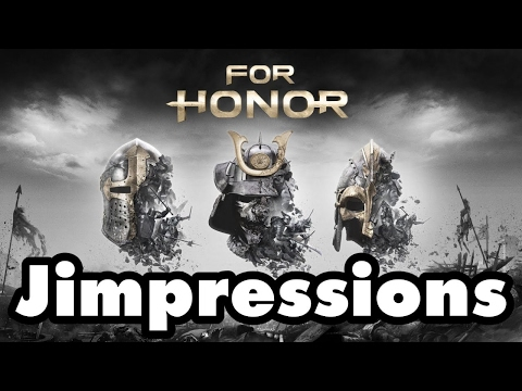 FOR HONOR - Jim Sterling Is LEGENDARY