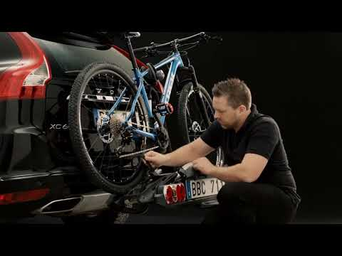 Багажник для велосипедов на фаркоп Thule VeloCompact 924 925