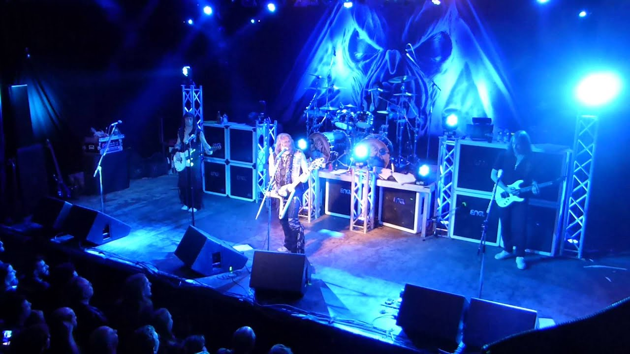 Gamma Ray I Want Out Tribute To The Past Live At Zeche Bochum 1504