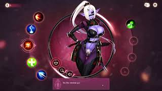 Demon Angel Sakura Game