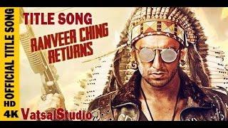 Ranveer Ching Returns Title Song in 4K 5.1 Surround Channel(6) - Ranveer Singh, Tammannah