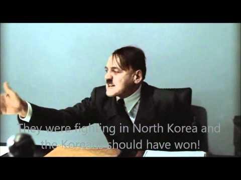 Hitler Reviews Deadliest Warrior: US Army Ranger Vs. North Korean Spec. Ops.