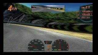 [PS2] Gran Turismo 3 A-Spec (2001) Gameplay