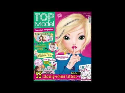topmodel creative magazin abo