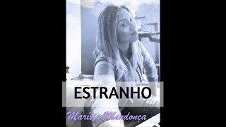 Estranho - Marília Mendonça (Wynnie Nogueira Cover)
