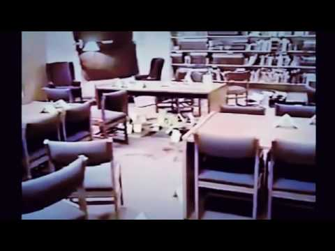 Columbine Shooting Library Crime Scene Photos