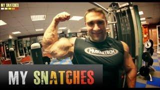 Motivation from Bodybuilder Bogdan Kravchenko