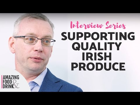 Supporting Quality Irish Produce - Derek Murphy From Circle K Europe Interview AFAD